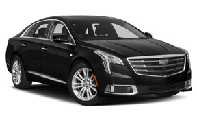 Legends and Livery Limited Limousine Service Cadillac Sedan XTS