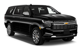 Legends and Livery Limited Limousine Service Chevrolet Suburban