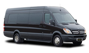 Legends and Livery Limited Limousine Service Mercedes Sprinter