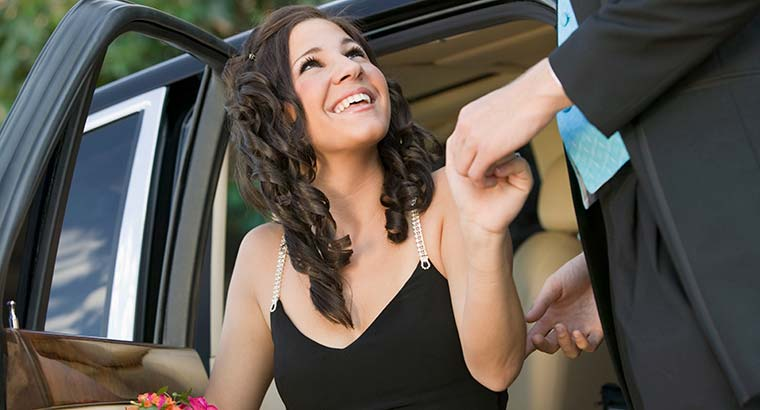 Prom Transportation Services Pawcatuck CT